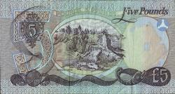 Image #2 of 5 Pounds 1990 (1. I.)