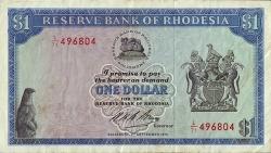 Imaginea #1 a 1 Dolar 1974 (2. IX.)