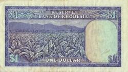 Imaginea #2 a 1 Dolar 1974 (2. IX.)