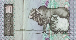 Imaginea #2 a 10 Rand ND (1990-1993)