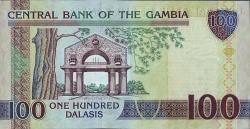 100 Dalasis ND (2013)