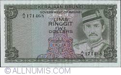 Imaginea #1 a 50 Ringgit 1981