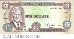 Imaginea #1 a 5 Dolari 1987 (1. IX.)