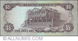 Imaginea #2 a 5 Dolari 1987 (1. IX.)