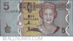 Imaginea #1 a 5 Dolari ND (2007)