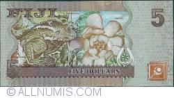 Imaginea #2 a 5 Dolari ND (2007)