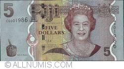 Imaginea #1 a 5 Dolari ND (2012)