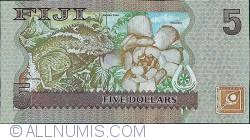 Imaginea #2 a 5 Dolari ND (2012)