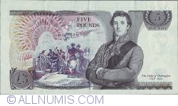 Image #2 of 5 Pounds ND (1988-1991)