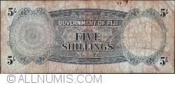 5 Shillings 1965 (1. X.)