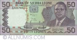 Imaginea #1 a 50 Leones 1989 (27. IV.)
