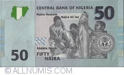 Image #2 of 50 Naira 2006