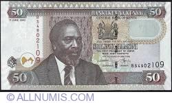 Image #1 of 50 Shillings 2005 (1. VI.)