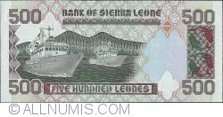 Imaginea #2 a 500 Leones 1991 (27. IV.)