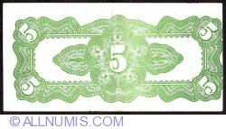 Image #2 of 5 Shillings 1969