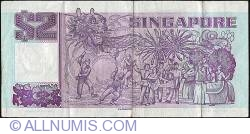 Image #2 of 2 Dollars ND (1998)