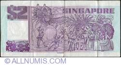 Imaginea #2 a 2 Dollars ND (1998)