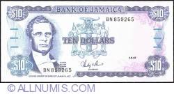 Imaginea #1 a 10 Dolari 1987 (1. IX.)