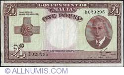 Imaginea #1 a 1 Pound L.1949 (1951)