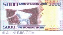 Imaginea #2 a 5,000 Leones 2010