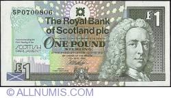 Image #1 of 1 Pound 1999 (12. V.)