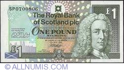 Imaginea #1 a 1 Pound 1999 (12. V.)