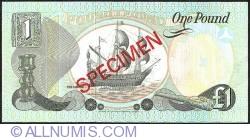 Image #2 of 1 Pound 1977 - Specimen