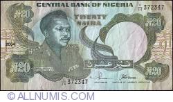 Imaginea #1 a 20 Naira 2004