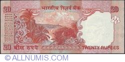 Image #2 of 20 Rupees 2007 - E