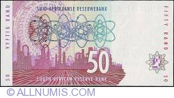Imaginea #2 a 50 Rand ND (1992)