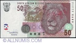 Image #1 of 50 Rand ND (2005) - Signature Tito Mboweni