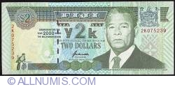 Imaginea #1 a 2 Dollars 2000