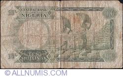 Imaginea #2 a 10 Shillings ND (1967)