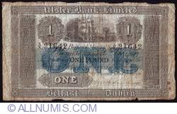 Imaginea #1 a 1 Pound 1918