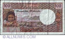 Imaginea #2 a 100 Francs ND (1975)