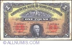 Imaginea #1 a 1 Pound 1937