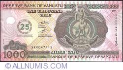 Imaginea #1 a 1000 Vatu 2005
