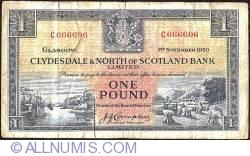Imaginea #1 a 1 Pound 1950