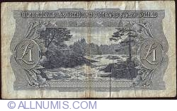 Imaginea #2 a 1 Pound 1950