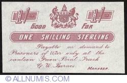 Image #1 of 1 Shilling ND (1900)