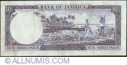 Imaginea #2 a 10 Shillings ND (L1960) (1964)