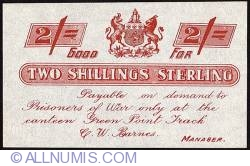 Image #1 of 2 Shillings ND (1900)