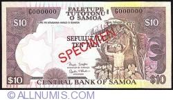 10 Tala ND (2002) specimen
