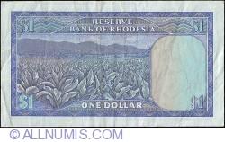 Imaginea #2 a 1 Dollar 1970