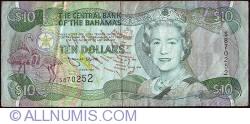 Image #1 of 10 Dollars 1996