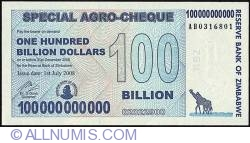 Imaginea #1 a 100 Miliarde  Dolari (100 000 000 000) 2008 (1. VII.)