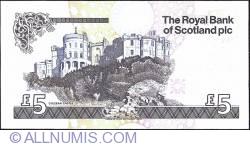 Image #2 of 5 Pounds 2005 - 500th Anniversary of the Royal College of Surgeons, Edin burgh