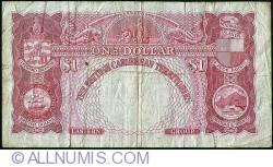 Image #2 of 1 Dollar 1958
