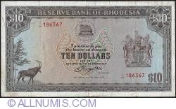 Imaginea #1 a 10 Dolari 1979 (2. I.)