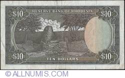 Imaginea #2 a 10 Dolari 1979 (2. I.)